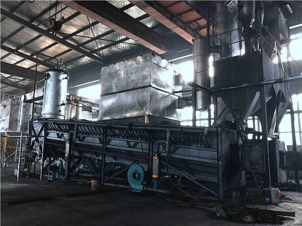 木质活性炭厂